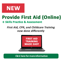Logo for Provide First Aid Online