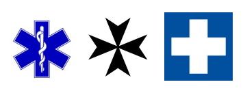 Blue Symbols